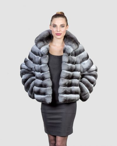 Chinchilla Fur Coats High Quality, How Much Is A Real Chinchilla Fur Coat