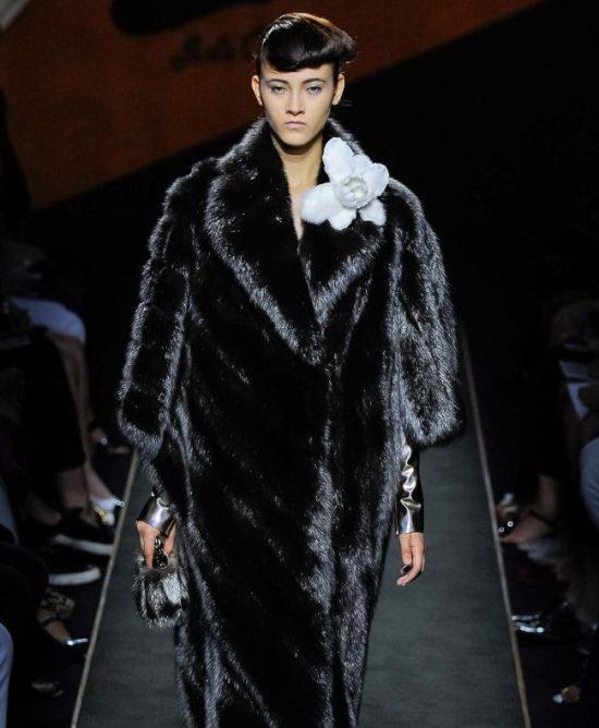 Fendi Most Expensive Fur Coat