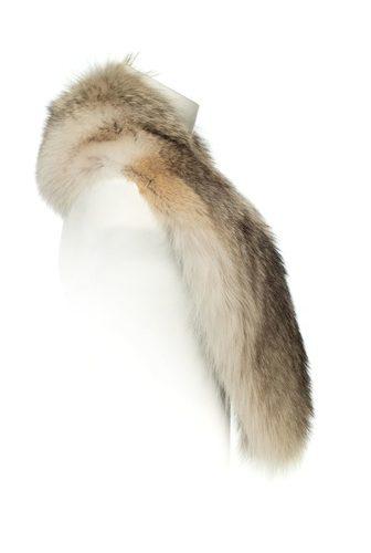 tundra fox fur collar
