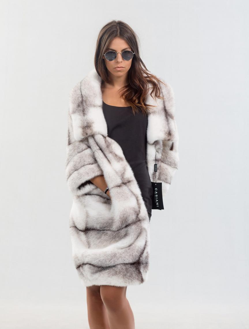 black cross mink fur coat 100 real fur coats haute acorn