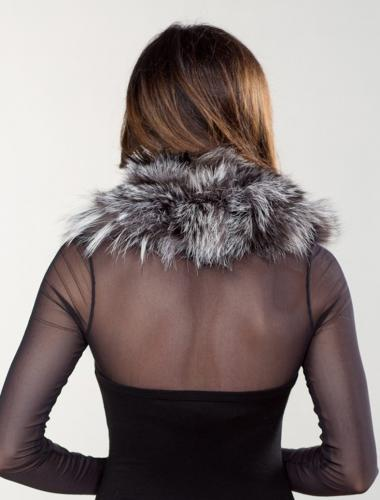 Arzante Fox Fur Collar