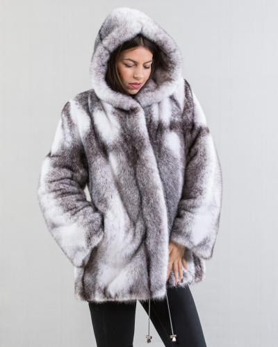 a9fbd95d5c2 Mink Coat - 100% Real Mink Fur Coats