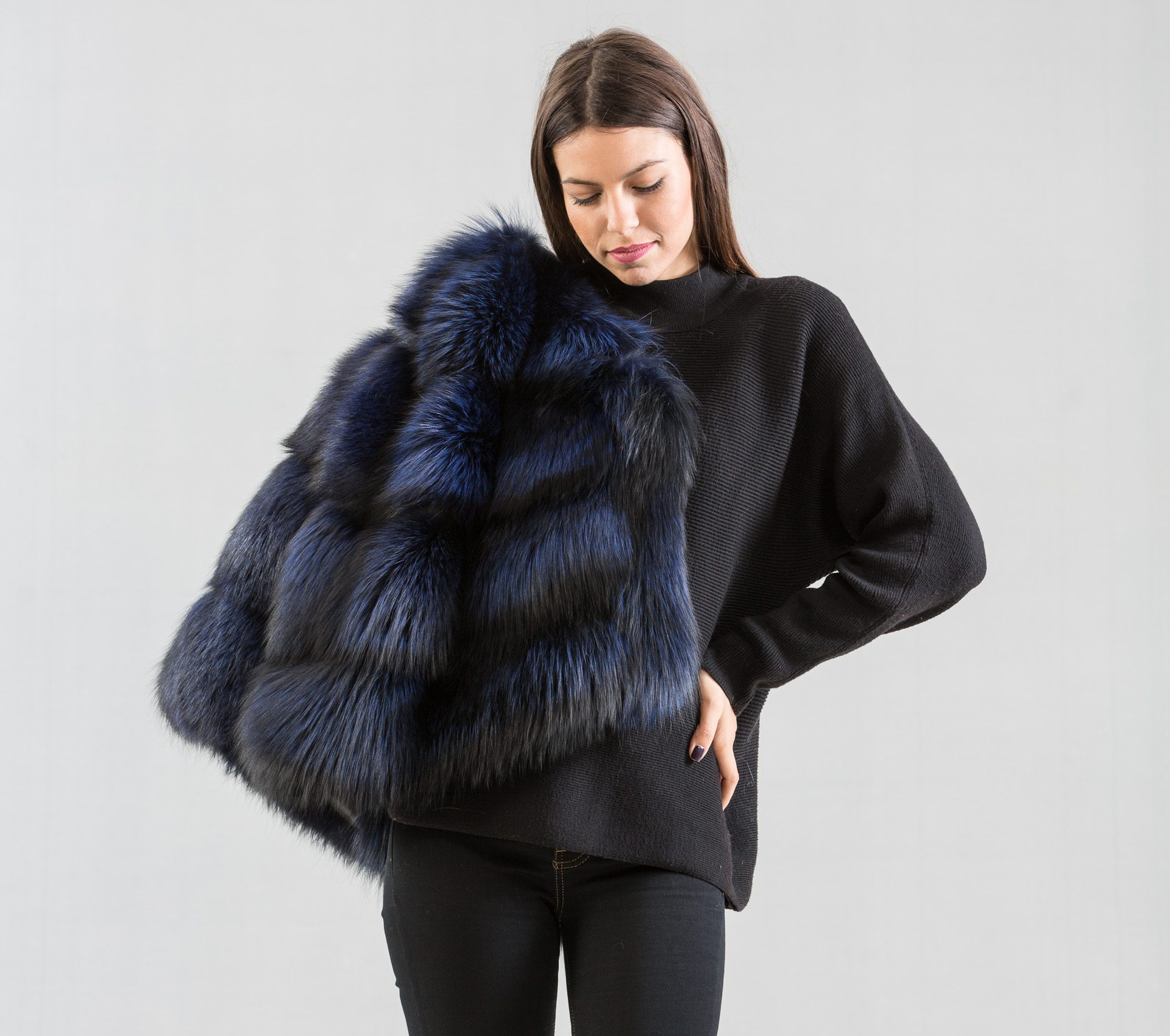 939a64caeb Fox Fur Coat - Fox Fur Jacket and Vests | Haute Acorn