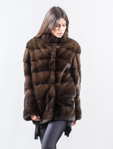 Real Fur Coats, Jackets and Vests. Worldwide shipping.