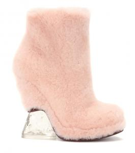 fendi-light-rose-fur-wedge-ankle-boots