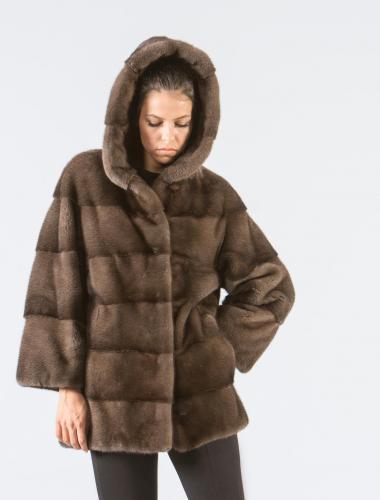Mink Fur Coats & Jacket - Made of 100% Quality Fur | Haute Acorn