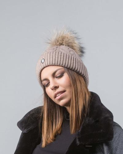 Real Fur Hat - Fur Russian Hats   Fur Bobble Beanies 70617589958
