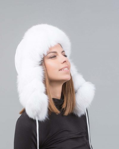4a49edf10 Real Fur Hat - Fur Russian Hats & Fur Bobble Beanies