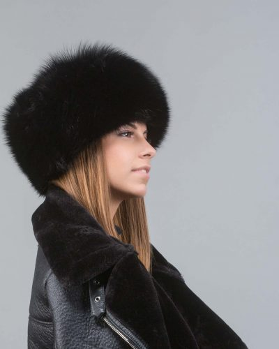 0a3caef0212 Real Fur Hat - Fur Russian Hats   Fur Bobble Beanies