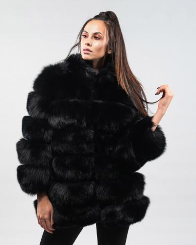e7152917e Fox Fur Coat - Fox Fur Jacket and Vests | Haute Acorn