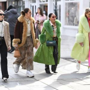 All Real Fur Styles From New York Fashion Week Fall 2019 Haute Acorn