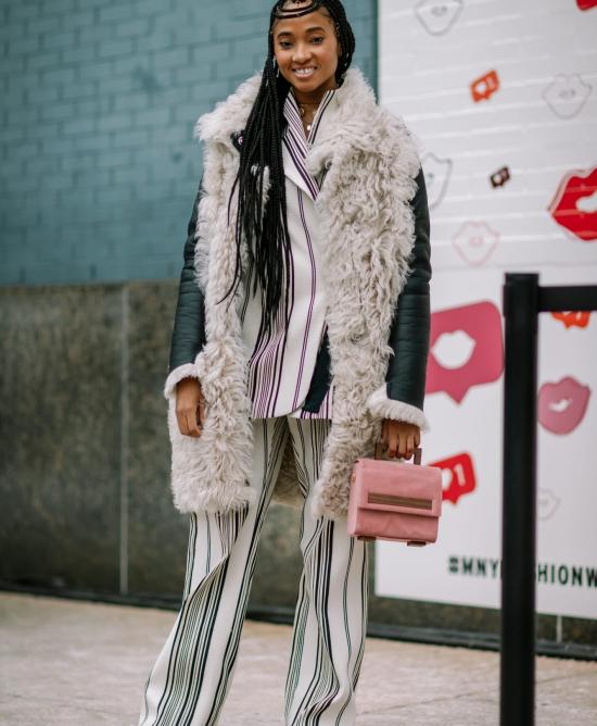 All Real Fur Styles From New York Fashion Week Fall 2019
