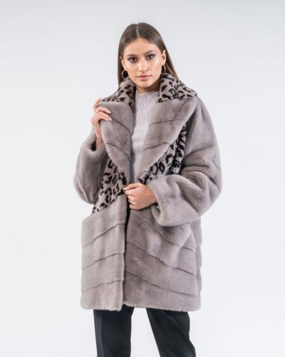 6c82564f5fa9 Real Fur Coat | Made of 100% Real Fur | Haute Acorn