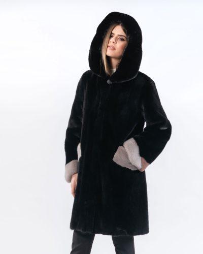 4412a3e7a5a1 Real Fur Coat | Made of 100% Real Fur | Haute Acorn